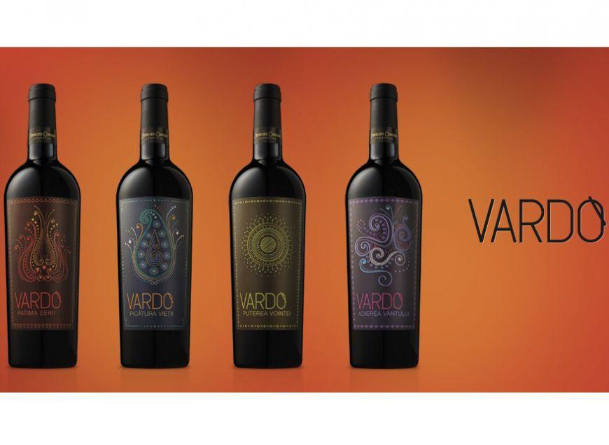 (P) Vardo, drumul printre lumi. O noua gama de vinuri lansata de Domeniul Coroanei Segarcea