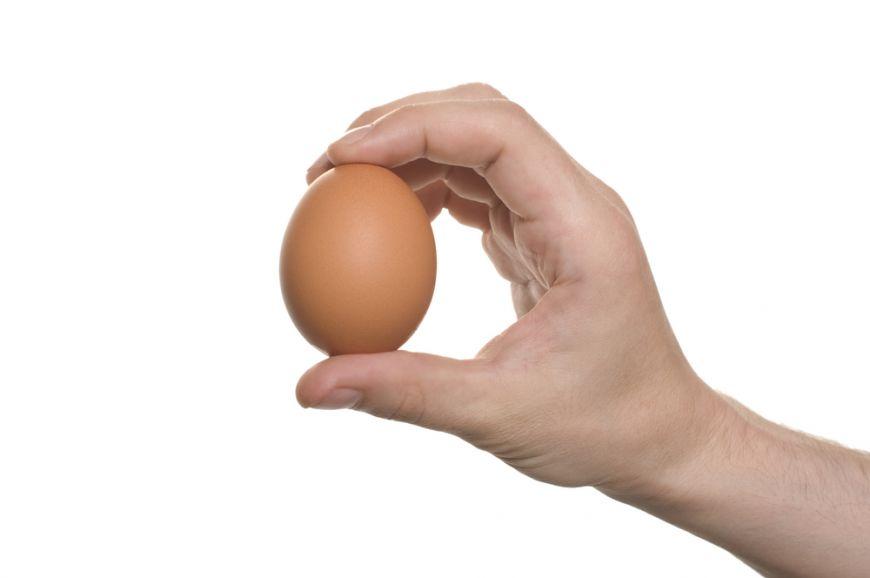 E imposibil sa spargi un ou in mana? Experimentul pe care trebuie sa-l incerci si tu acasa