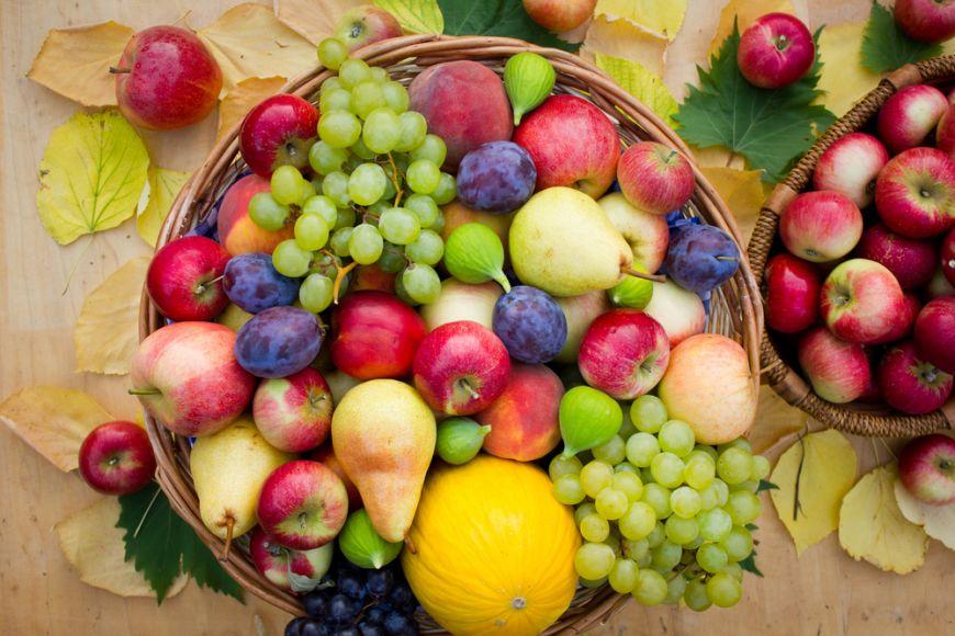 5 fructe de toamna pe care sa le gusti si sa le gatesti chiar acum