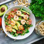 Stiinta din spatele unei salate perfecte. 16 combinatii combinatii savuroase in functie de ingredientele tale preferate