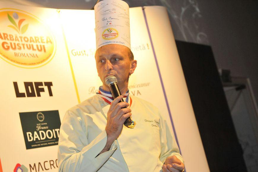 A inceput cea de-a 4-a editie a festivalului Sarbatoarea Gustului in Romania