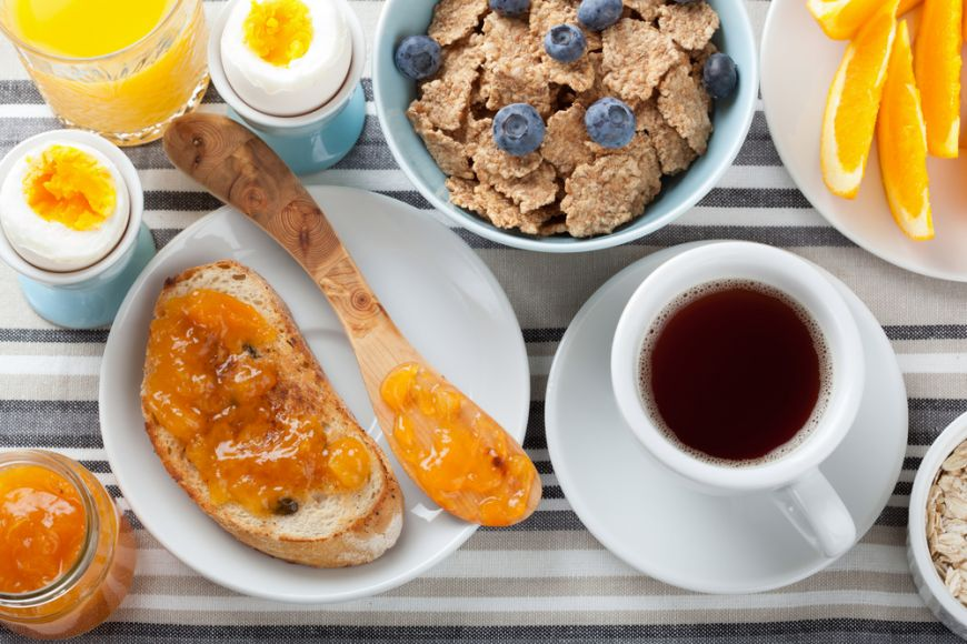 5 reguli pentru micul dejun care te ajuta sa slabesti