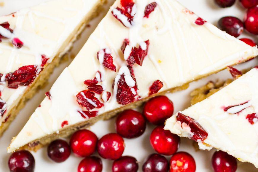 3 feluri in care sa savurezi cea mai delicioasa combinatie: merisoare si ciocolata alba