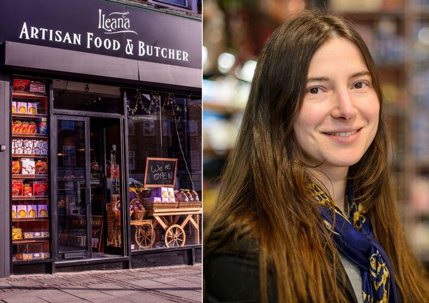 """Un magazin cu produse culinare romanesti face senzatie in Londra. Englezii l-au recomandat drept """"cel mai bun magazin din oras"""""""