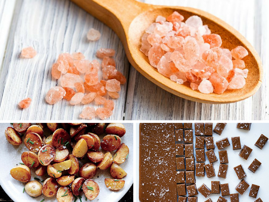 Ingredientul care face totul mai gustos. 3 retete surprinzatoare gatite cu sare
