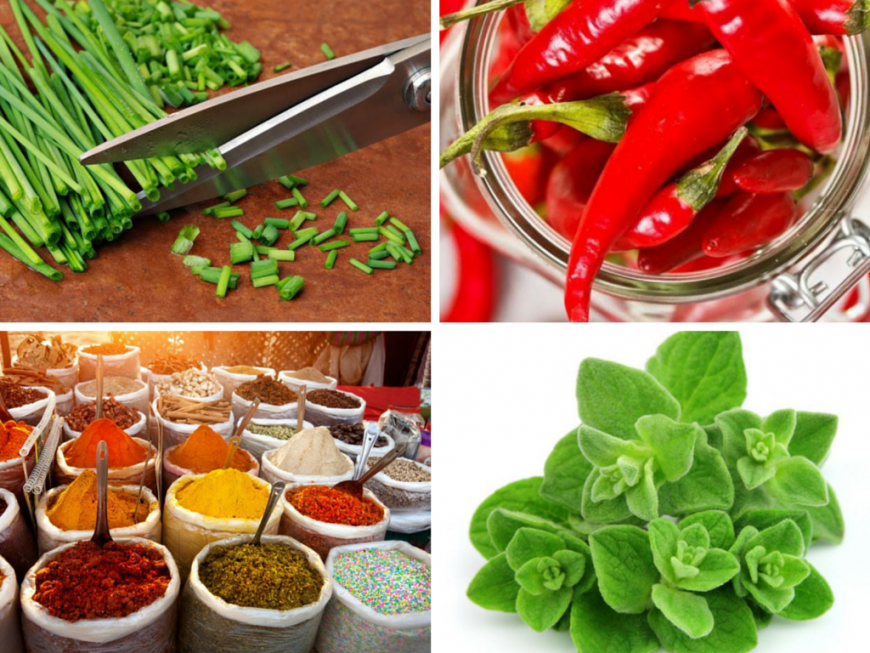 20 de ierburi aromatice și mirodenii care pot face minuni pentru sănătatea ta! Câte dintre acestea folosești?