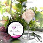 Formula fericirii: o americanca a inventat inghetata cu aroma de vin si 5% alcool