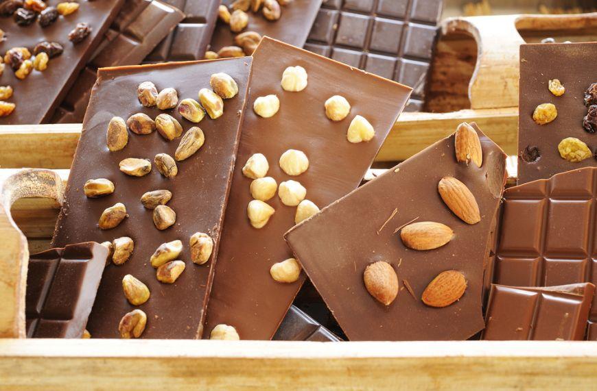 INFOGRAFIC: Ce nu stiai despre industria ciocolatei. Care este cel mai consumat sortiment de ciocolata din lume