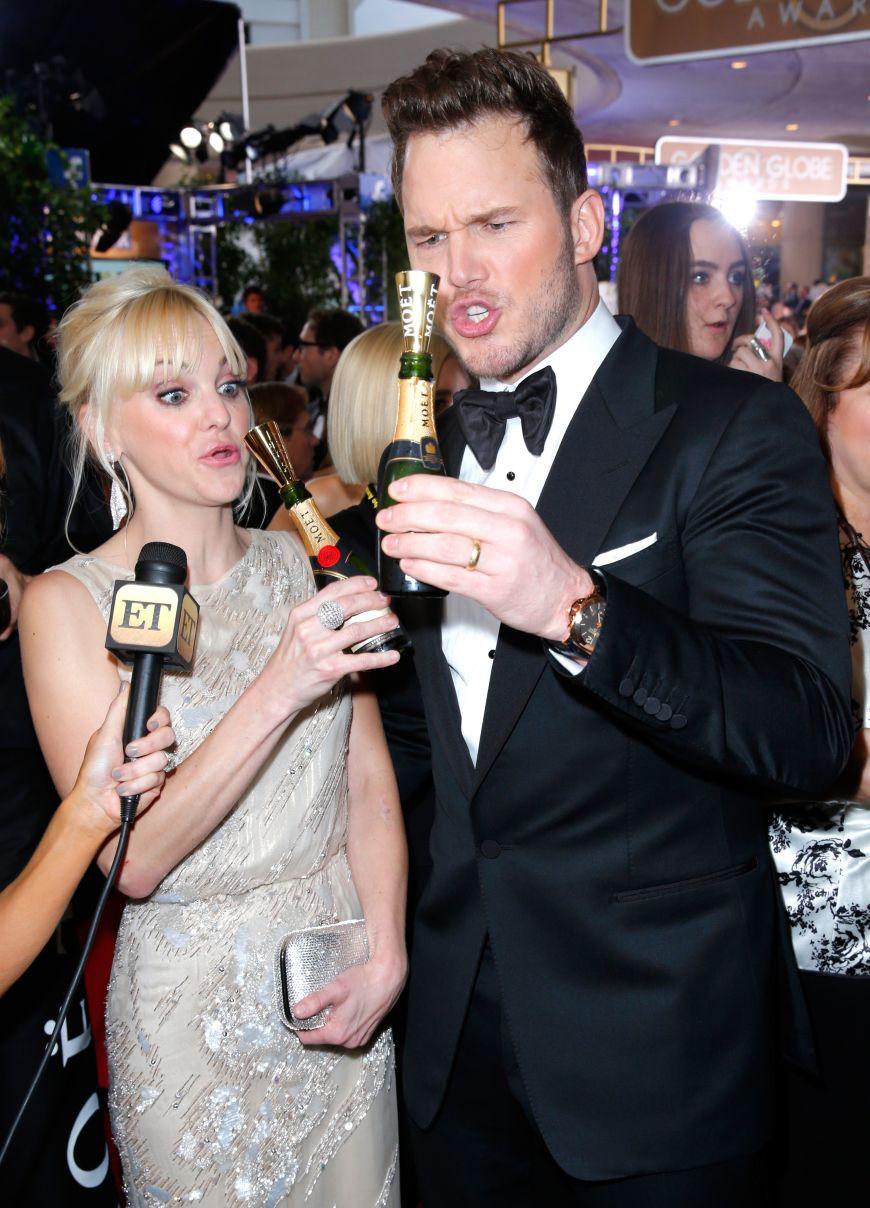 Publicitate in stil Hollywood. Cat a valorat un toast tinut de o celebritate in timpul decernarii premiilor Golden Globes
