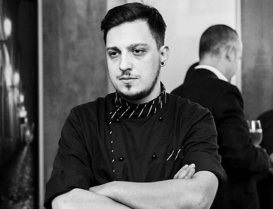 Un concurent de la MasterChef, printre finalistii est-europeni ai competitiei internationale San Pellegrino Young Chef 2015