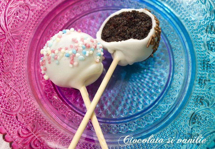 How To Video: Cum sa faci cake pops, pas cu pas