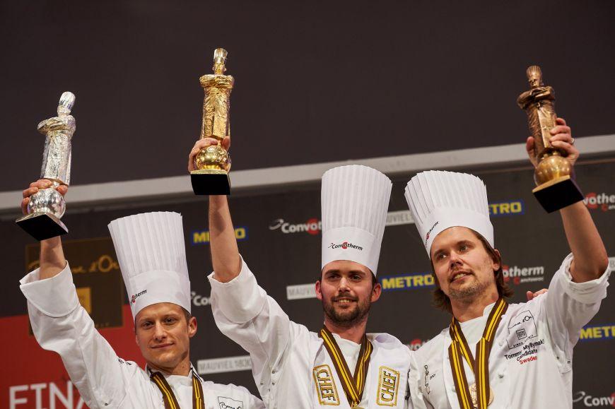 Jocurile Olimpice ale gastronomiei. Care sunt cei mai buni tineri chefi din lume, castigatori ai Bocuse D'Or 2015