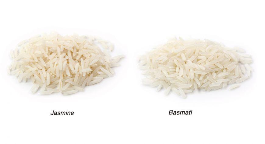 Care sunt diferentele dintre orezul Basmati si orezul Jasmine