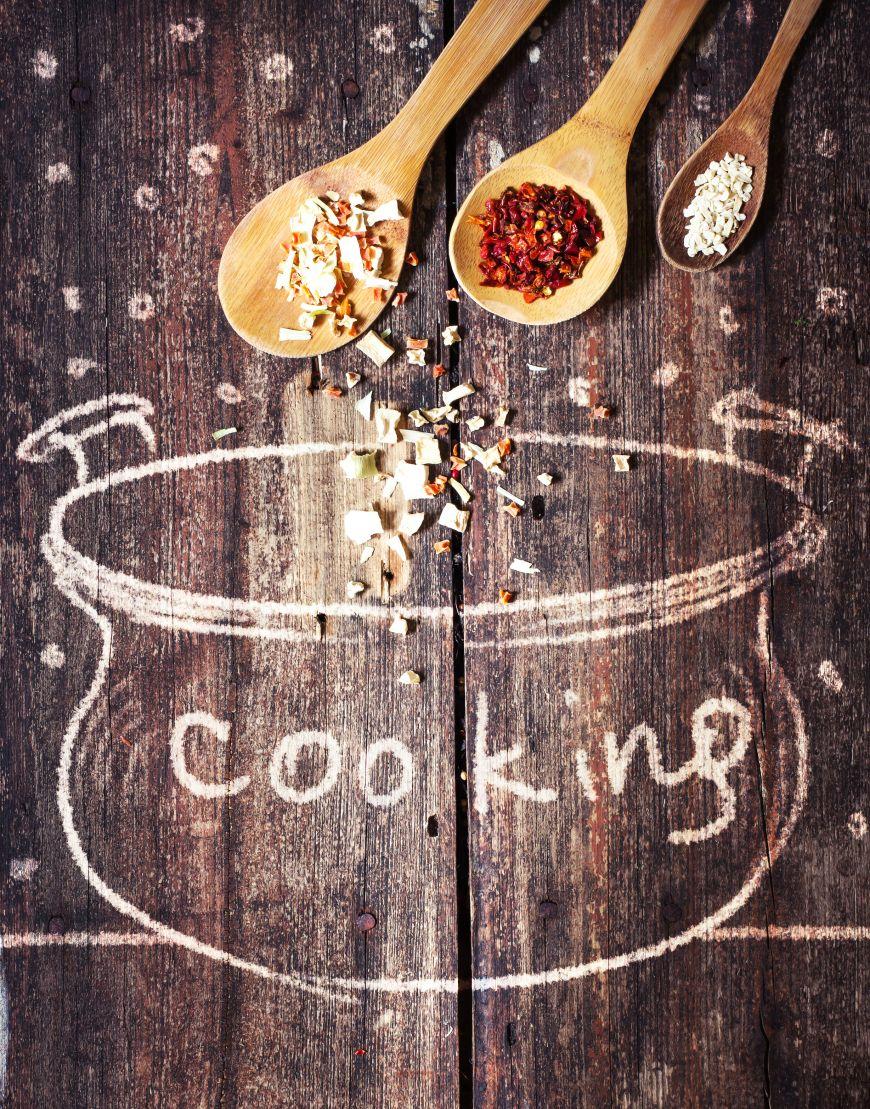 Dictionar culinar: invata sa vorbesti ca un bucatar profesionist