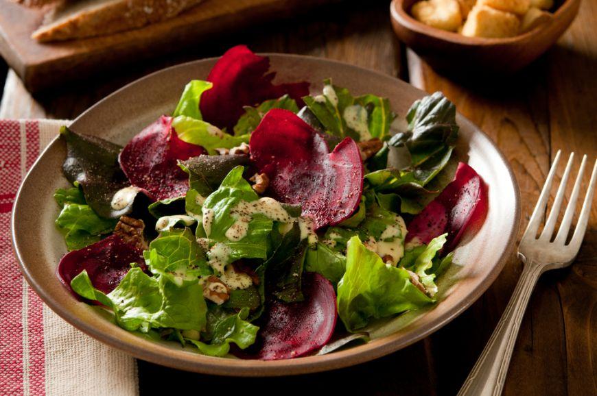 Cum sa faci o salata delicioasa de iarna