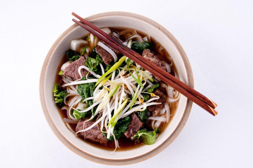 Pho – supa nationala a Vietnamului, un deliciu international