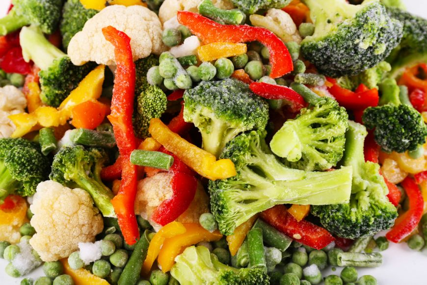 Cum sa gatesti legumele congelate