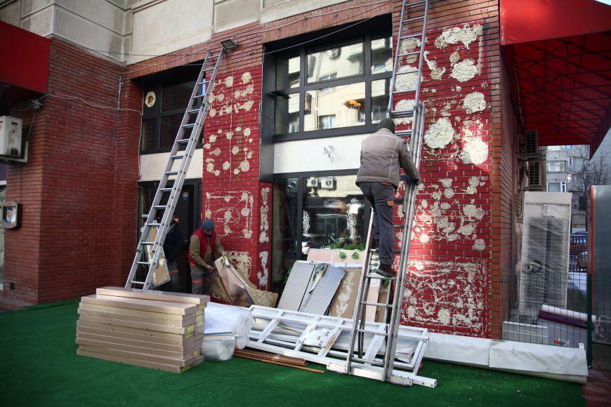 FOTO inainte si dupa: cum a fost transformata primul restaurant de la Vine CHEFul, Trattoria Antico Dolo