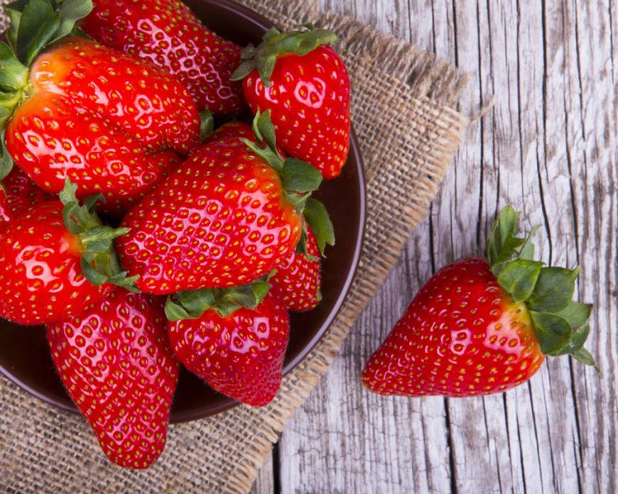 căpșuni de cădere în greutate grăsime)