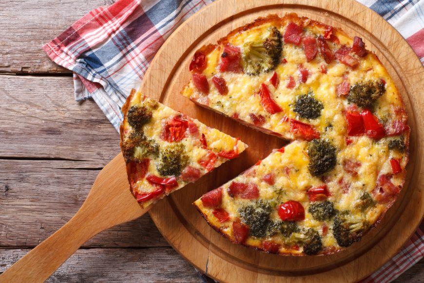 Cum sa prepari o pizza sanatoasa. Ingredientele care nu trebuie sa lipseasca