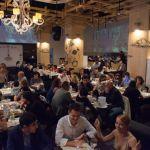 La Grande Tablee, cina care a reunit maiestria gastronomiei franceze si gusturile romanesti la  Sarbatoarea Gustului