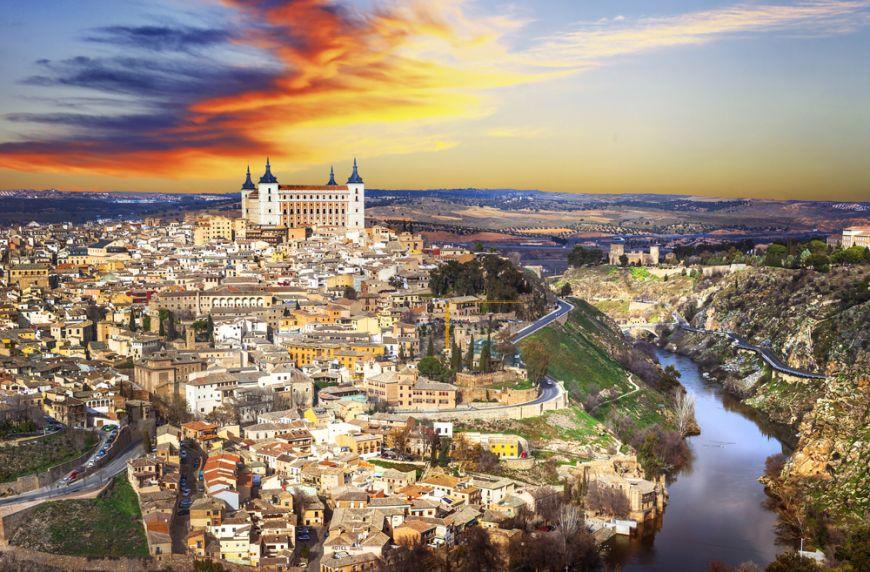 Toledo, Capitala spaniola a gastronomiei in 2016