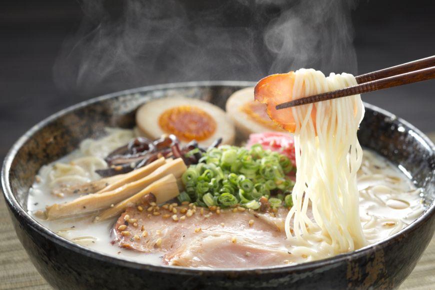 Un restaurant care vinde Ramen, o supa ieftina cu taitei, rasplatit cu o stea Michelin