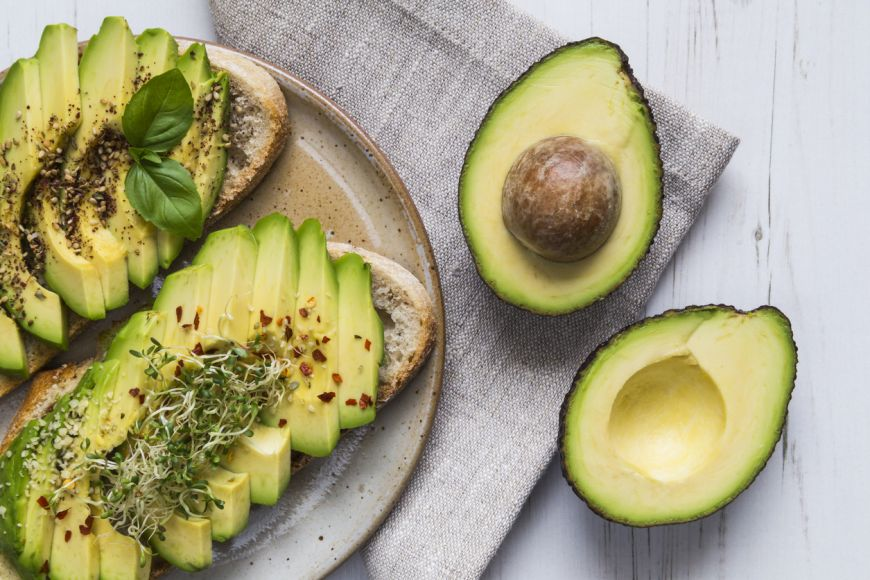 Cum pastram avocado proaspat mai mult timp