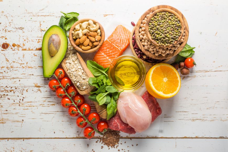 6 sfaturi pentru o alimentatie sanatoasa: Partea I