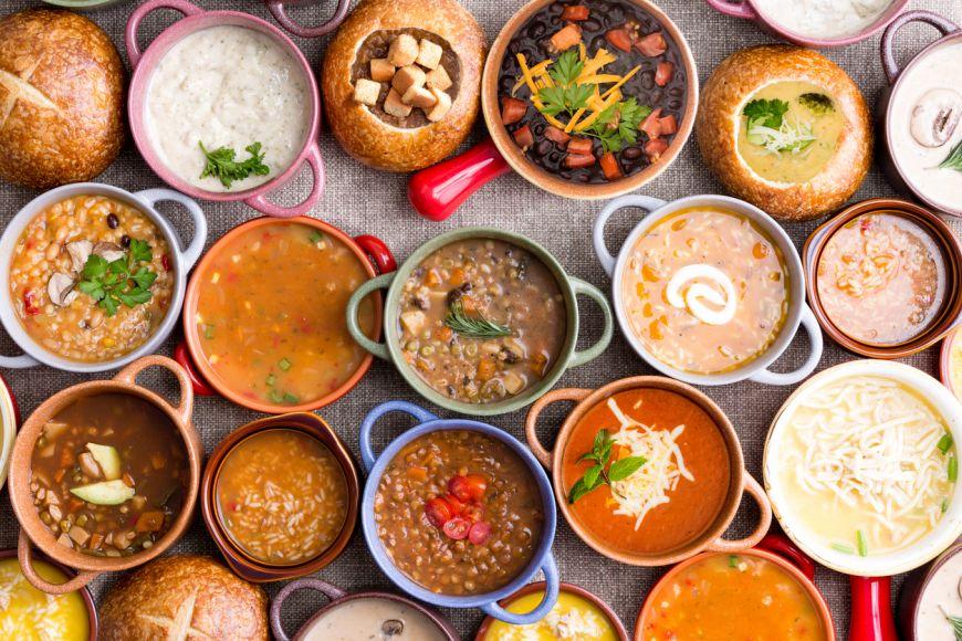 Cele mai bune supe din lume pe care ar trebui sa le incerce orice foodie