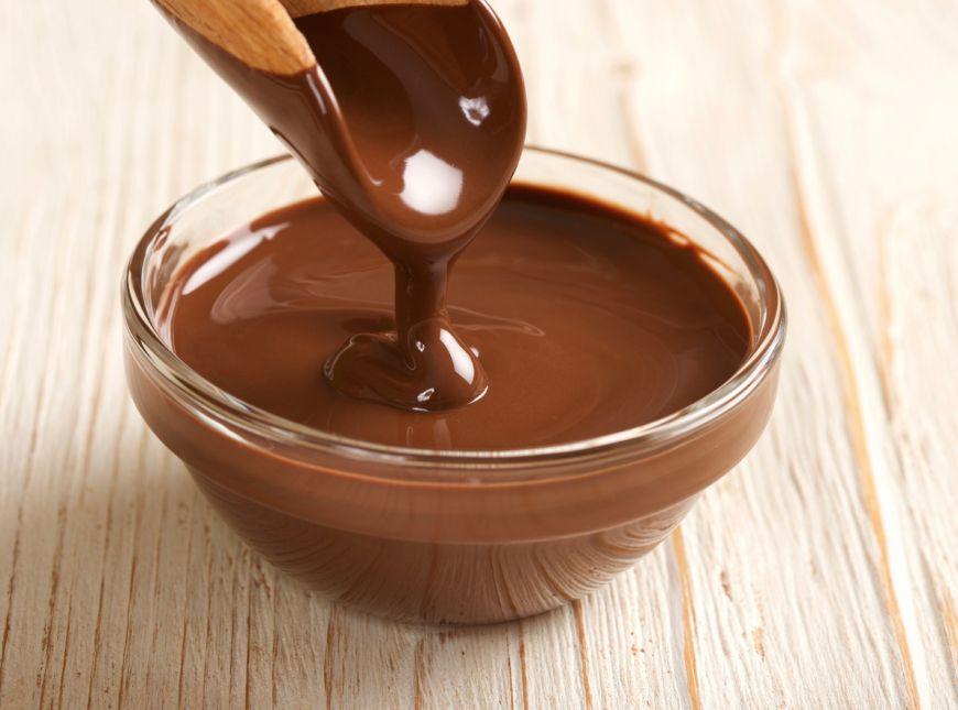 Cea mai usoara metoda de a topi ciocolata