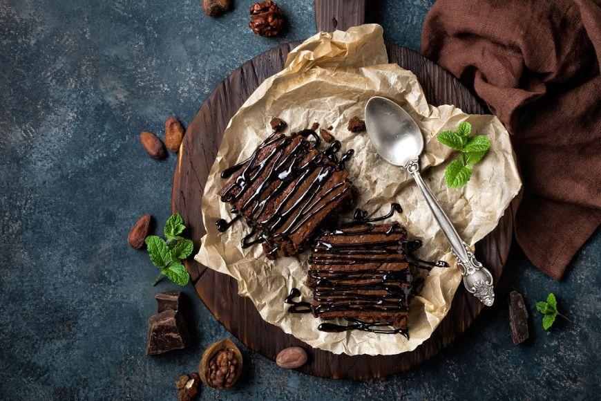 Cum sa pregatesti brownies din doar doua ingrediente