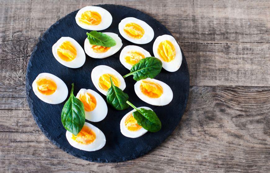 Cum folosim ouale fierte ramase de la masa de Pasti. 10 retete perfecte