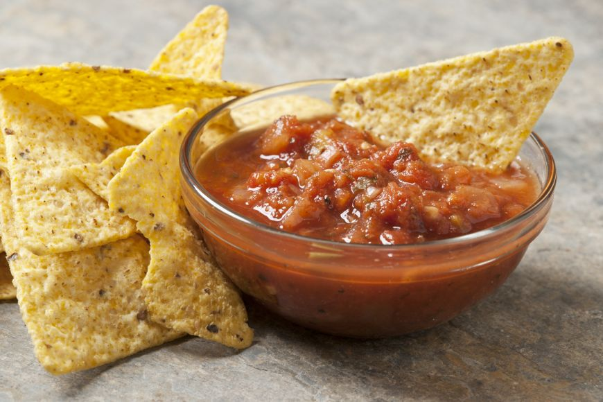 Cel mai bun sos salsa, gata in 15 minute