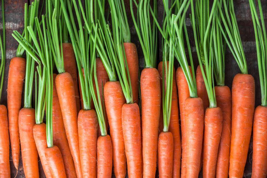 Cum mai folosim morcovii in preparate. Idei inedite