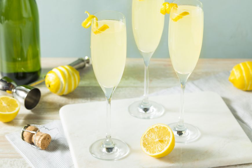 Cocktail: French 75, inventat in Primul Razboi Mondial