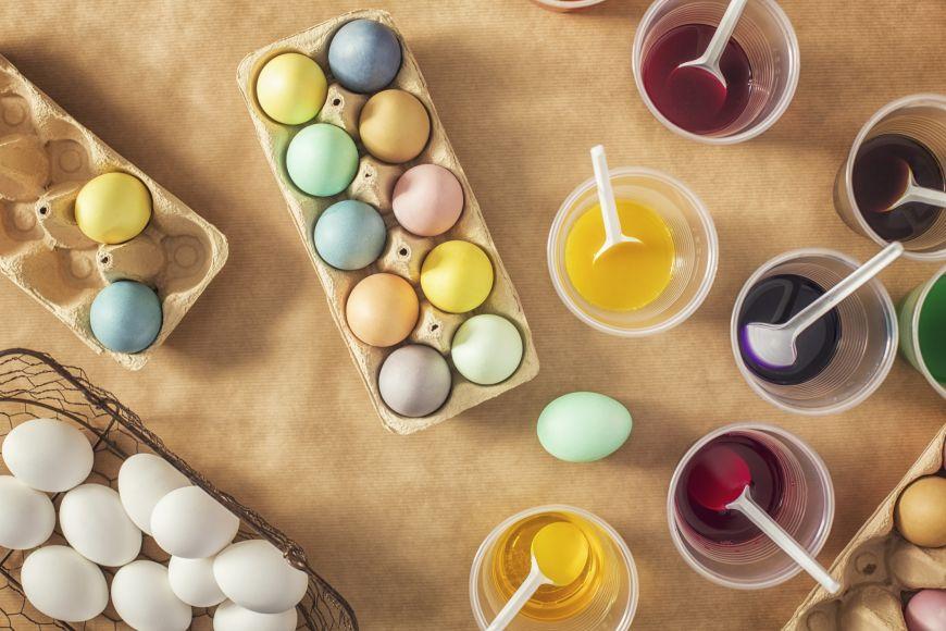 Cinci greseli de evitat cand vopsesti ouale pentru Paste