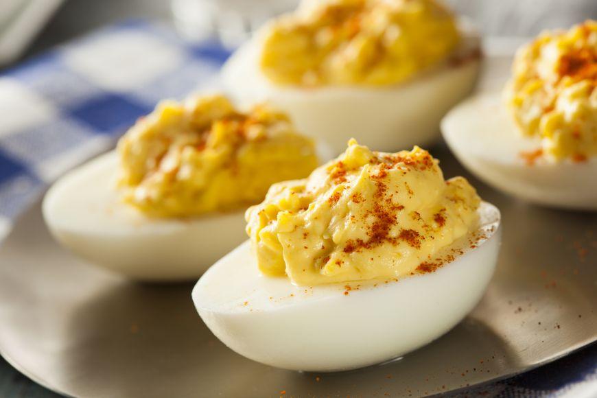 Oua umplute in doar 30 de minute. Ponturi pentru un rezultat delicios