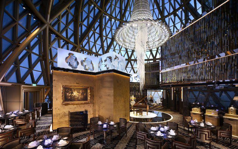 (P) Top 3 cele mai bune restaurante din cazinouri