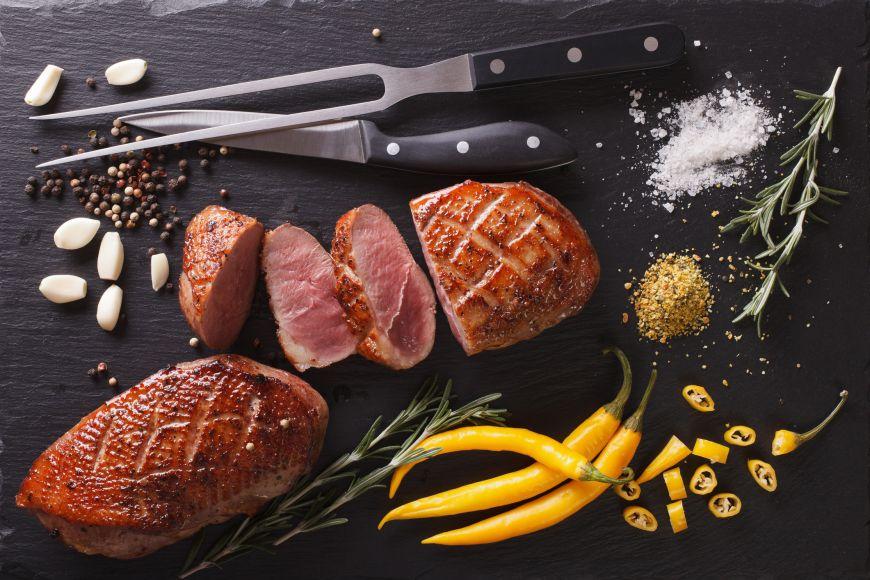 Tehnici de gatit: cum pregatim pieptul de rață ca la restaurant?