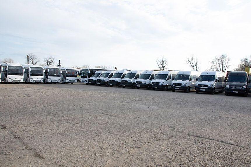 (P) Transcar – Inchirieri microbuze si autocare cu o experienta de peste 18 ani!