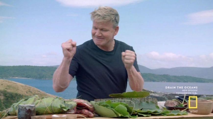 """Gordon Ramsay, controversă uriașă după ce a ucis și a mâncat """"un șobolan pe steroizi"""""""