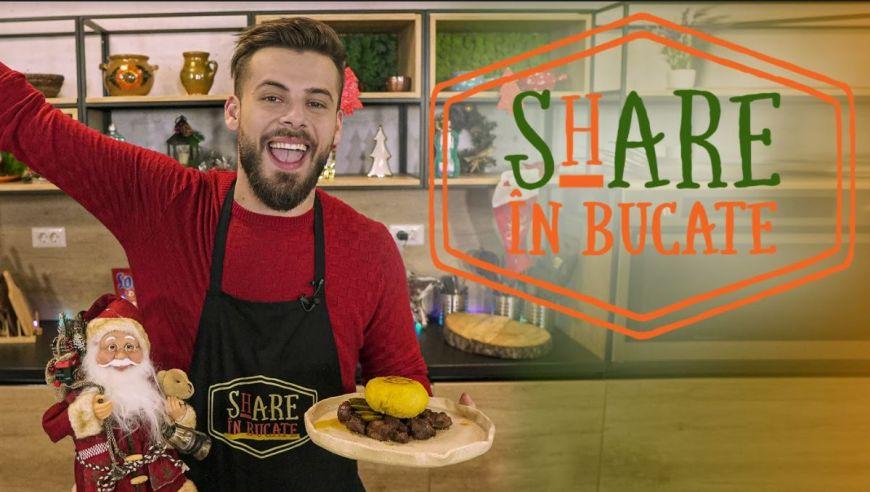 """Share în bucate îți arată cum se pregătește """"cina porcului"""" de Crăciun, după rețeta din Ardeal"""