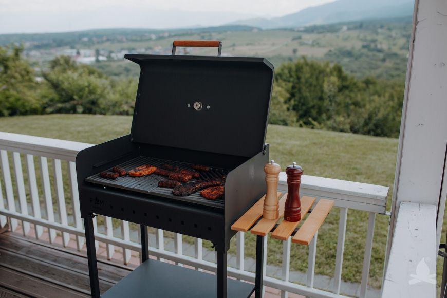 (P) Gaz sau cărbuni - care este cea mai potrivită soluție pentru prepararea grătarelor în aer liber?