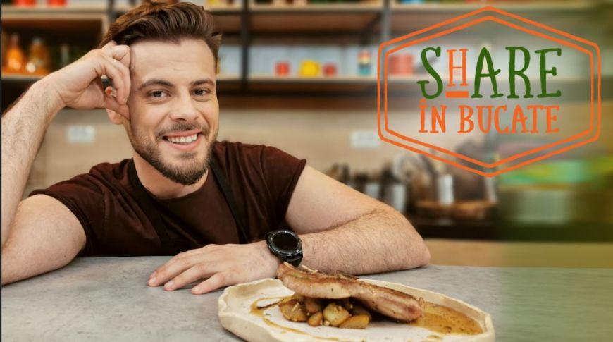 La Share în bucate înveți să faci cotlet de porc cu miere și cartofi la cuptor