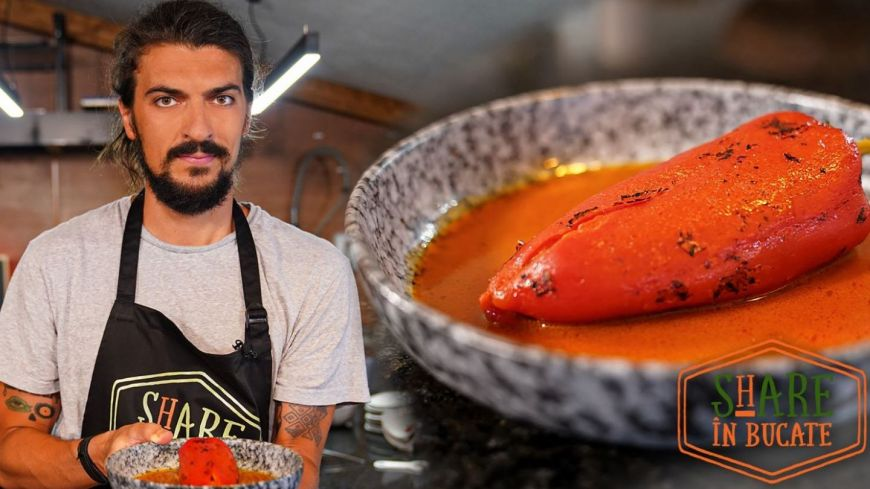 Emisiunea ShARE în bucate de pe PRO TV Plus are un nou prezentator: Chef Alex Petricean