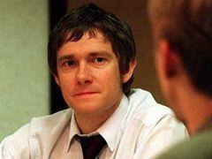 Martin Freeman va interpreta rolul lui Bilbo Baggins in filmul The Hobbit