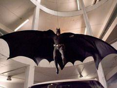 Batman: The Dark Knight Rises se filmeaza la Bucuresti