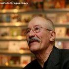 Victor Rebengiuc are stea pe Aleea Celebritatilor din Bucuresti