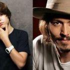 Justin Bieber a intreruput conferinta de presa a lui Johnny Depp - VIDEO